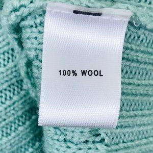 St. John Sweaters - ST. JOHN Button Up Wool Cardigan Sz L